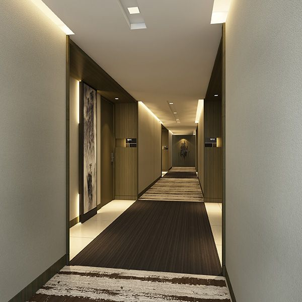 Corridor Design: New World Saigon, Vietnam By White Jacket