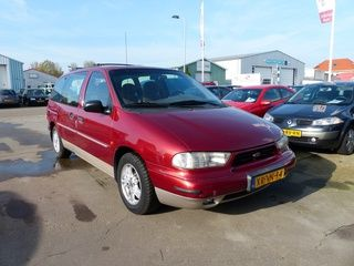 Ford WINDSTAR 3.0 V6, mpv, bj 1999 op Nederland Mobiel