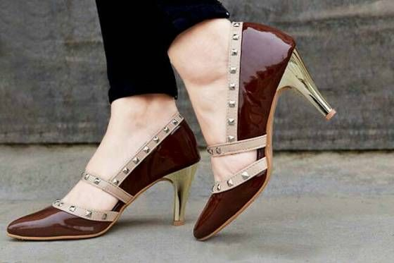 Shopo.in : Buy I Am The World Heel online at best price in Gurgaon, India