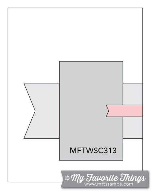 MFT Card Challenges Sketch #313  #mftstamps