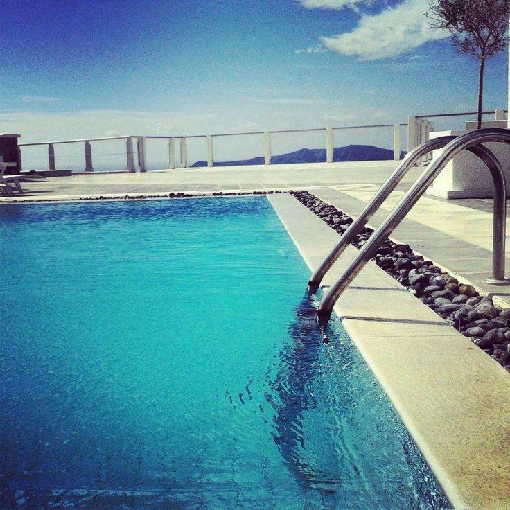 Dive in!!!!! @ Rocabella deluxe suites & spa Santorini !!!