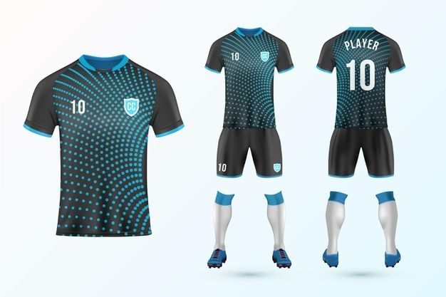 Download Premium Vector Specification Soccer Sport Esports Gaming T Shirt Jersey Template Uniform Illust Sports Jersey Design Sports Tshirt Designs Jersey Design