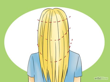 how to cut your own hair in short layers video
