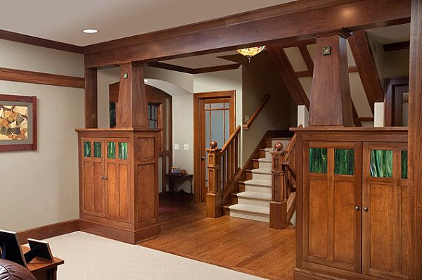 craftsman style decorating | ... the interior of a craftsman home Decor Ideas for Craftsman Style Homes