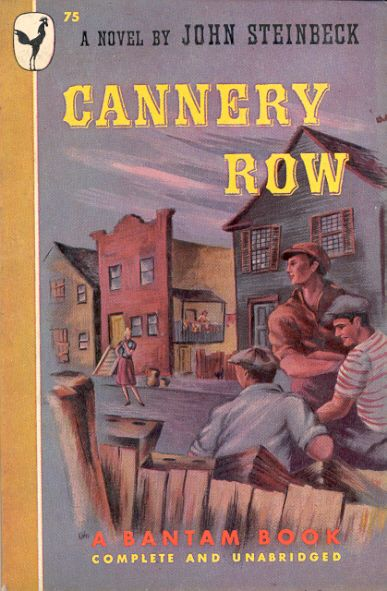 Book Review: Cannery Row