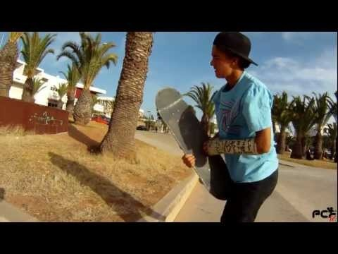 Team Pcf Skateboards - Badre Ababssi