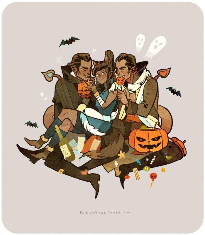 Lok Halloween Time 2013 Pt 3 Heretics Amorralok Vampire
