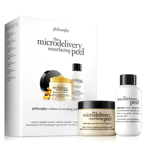 microdelivery resurfacing peel | Philosophy | Boots - Boots
