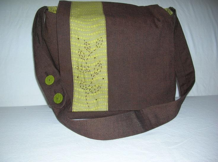 My very first handmade bag