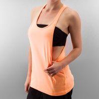 Urban Classics Ladies Loose Tank Top Neon Orange