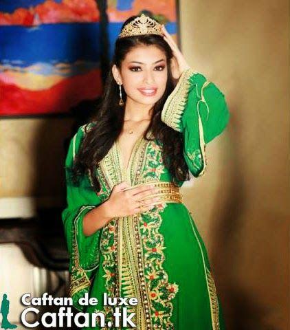 Caftan 2014 | Robe de mariée prestigieuse