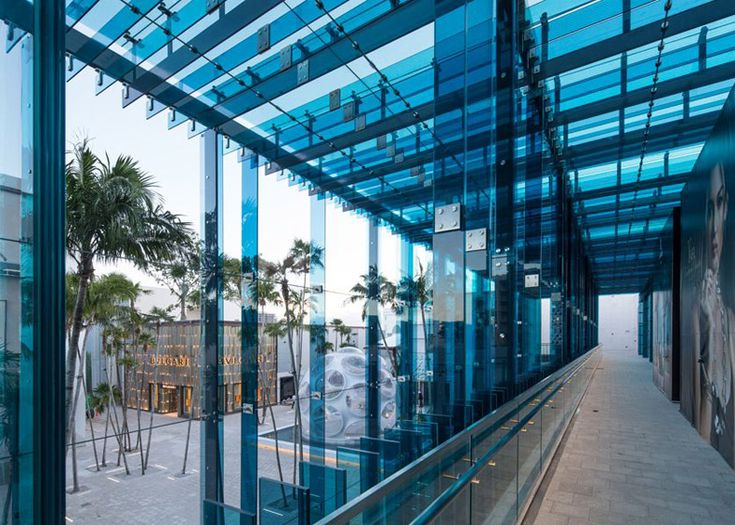 Sou Fujimotos Palm Court Completes In Miami Architecture DetailsInterior ArchitectureSou FujimotoUrban PlanningRetail DesignFacadePalmsMiamiCentre