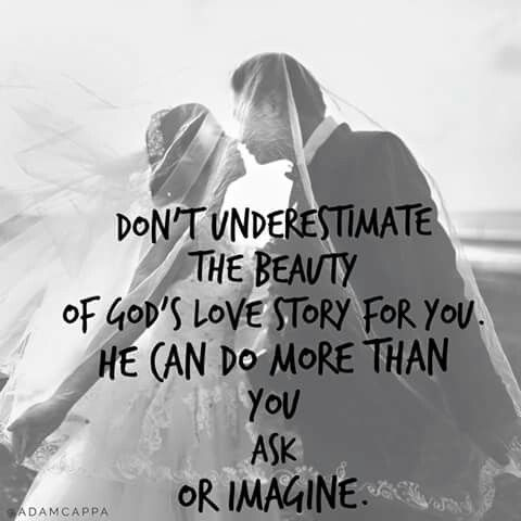 Gods Love Story for Your Life