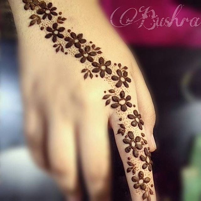 Instagram photo by inspirationalhenna