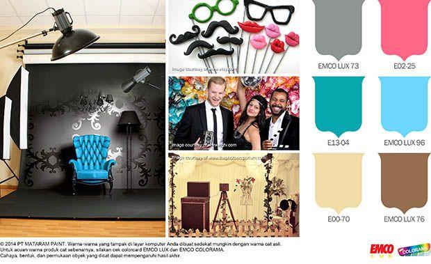 Photo Booth Cantik, Acara Makin Meriah #Trend #Lifestyle http://matarampaint.com/detailNews.php?n=121