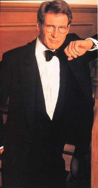 "Harrison Ford as Linus Larrabee in ""Sabrina""....1995."