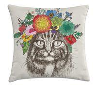 Almofada - Gato coroa
