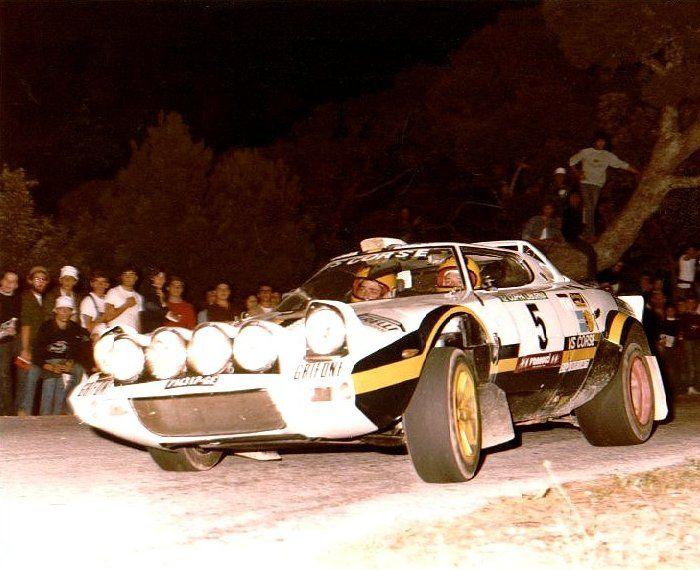 rally coppa liburna 1978 stratos bettega vacchetto