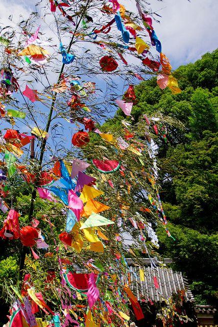 japanese tanabata festival food