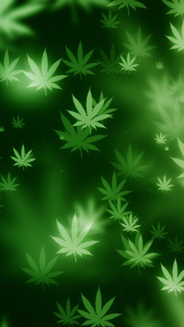 42 best images about weed on pinterest cannabis - Pot leaf wallpaper ...