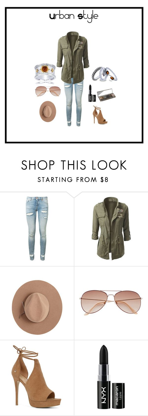"""""""Best Jewelry Stores NYC   ID Jewelry LLC"""" by idjewerly on Polyvore featuring Off-White, Satya Twena, H&M, ALDO, NYX and Urban Decay"""