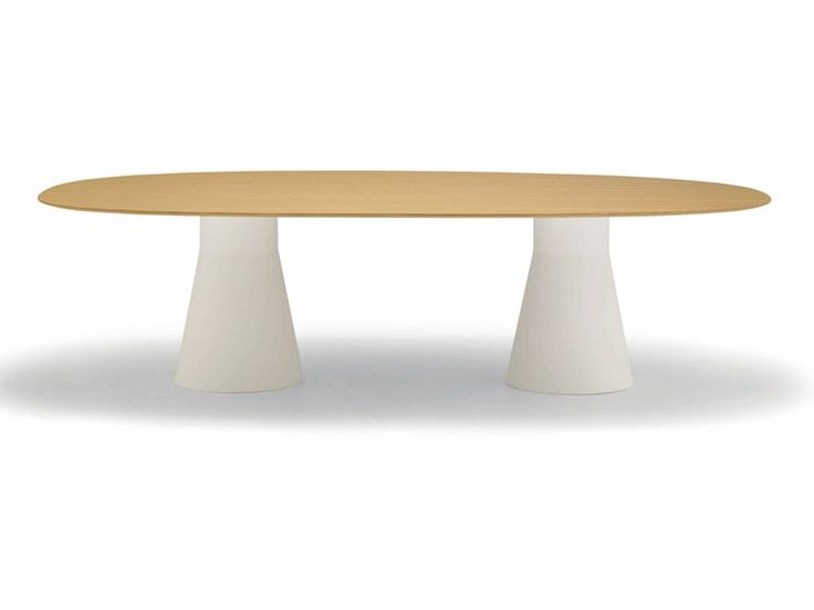 REVERSE 会议桌 by Andreu World 设计师Piergiorgio Cazzaniga