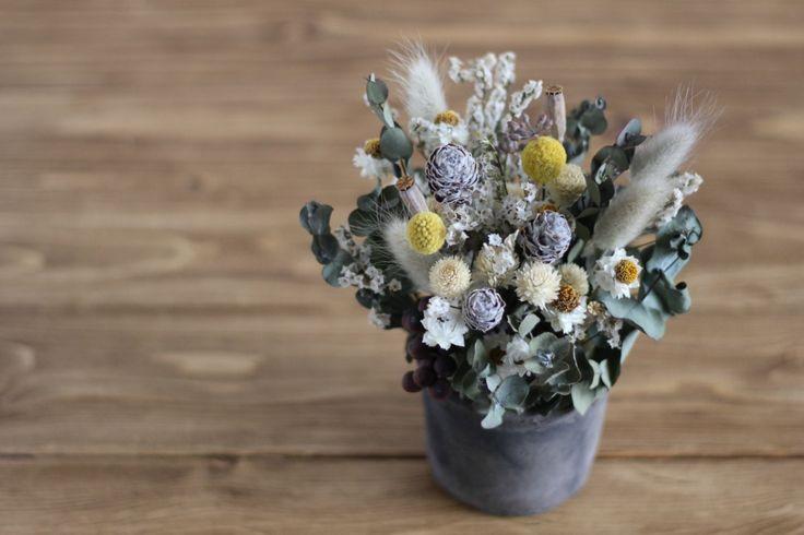 FLEURI (フルリ)| ドライフラワー dryflower