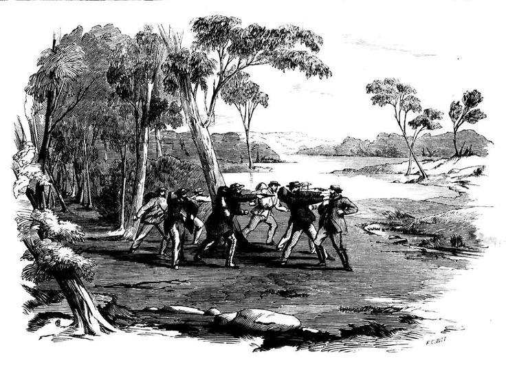 The Bushrangers - Part Five - Britton's Gang