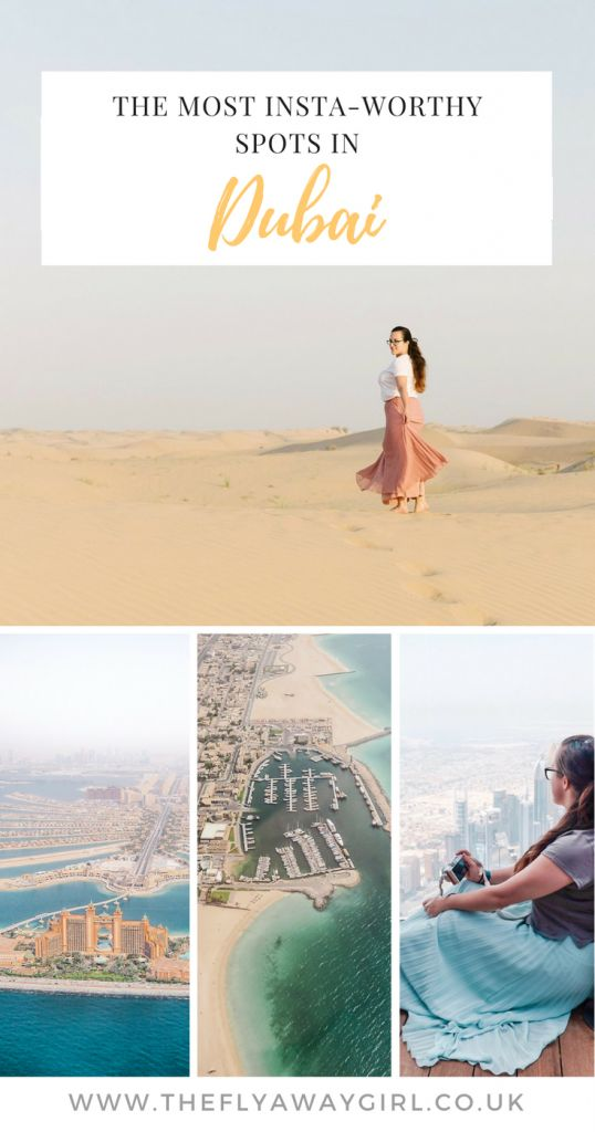 Looking for the most instagrammable spots in Dubai? Then you have definitely found them! Let me know whether you have visited any of these places in Dubai!