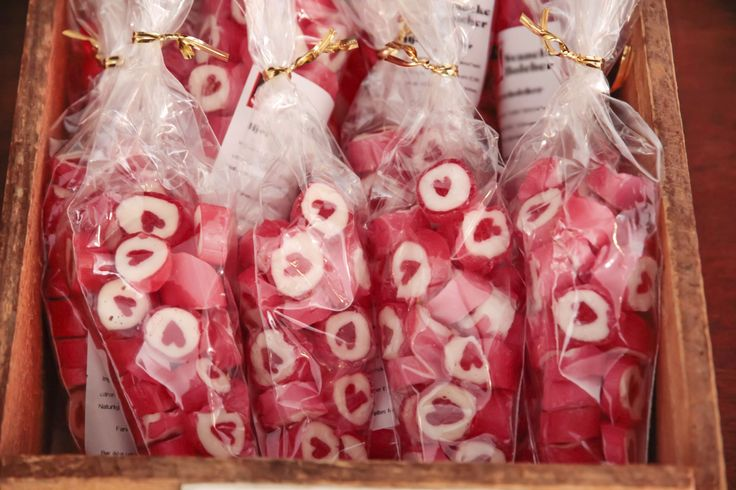 Fun facts about Valentine's Day sweets