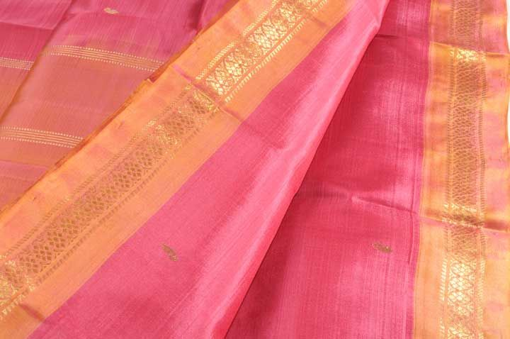 Kanchipuram heavy silk handloom sari from South India, from my favourite online sari shop Sari Safari, weirdly not based in India at all but Portland, Oregon.