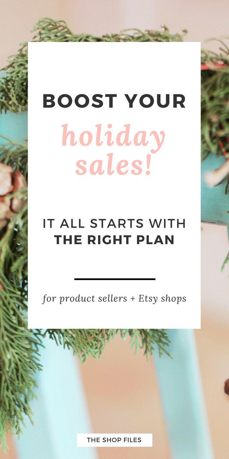 Plan.Create.Celebrate! Your holiday business planner and marketing guide | how to plan and prep for the holiday selling season | Etsy seller tips for first holiday season | how to increase christmas sales for product sellers + online boutiques