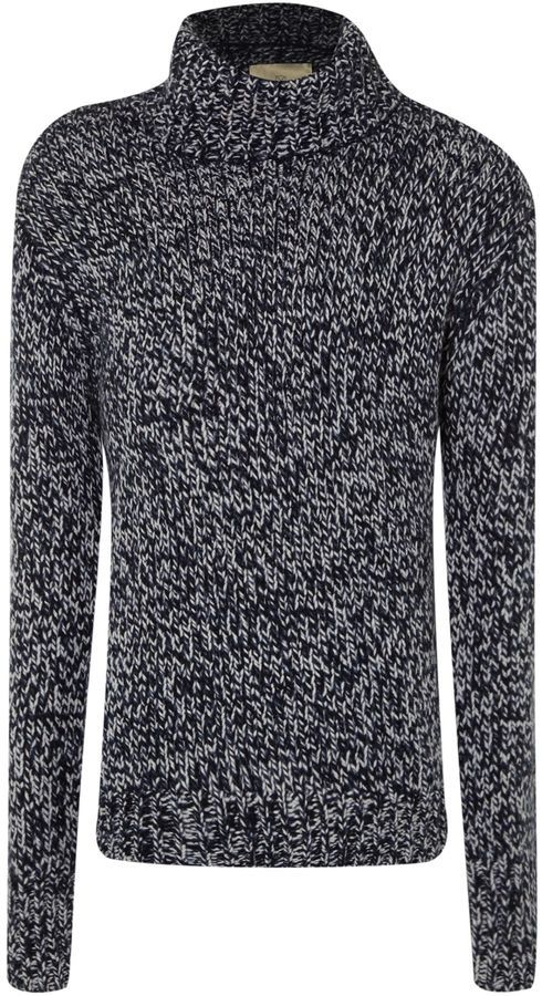 House of Fraser Men's Farrell Knitted roll neck on shopstyle.com