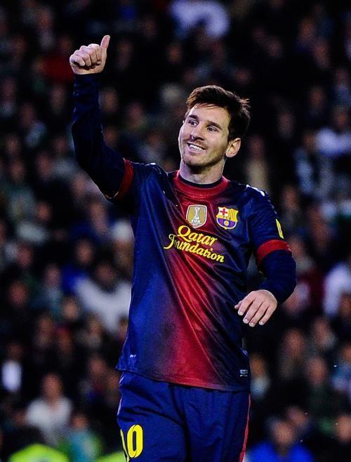 Lionel Messi--Team Argentina