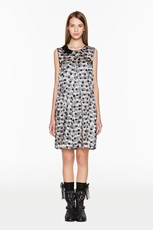 TWIN-SET Simona Barbieri :: SS15 :: Dresses :: Printed Dress :: P2S5Y2