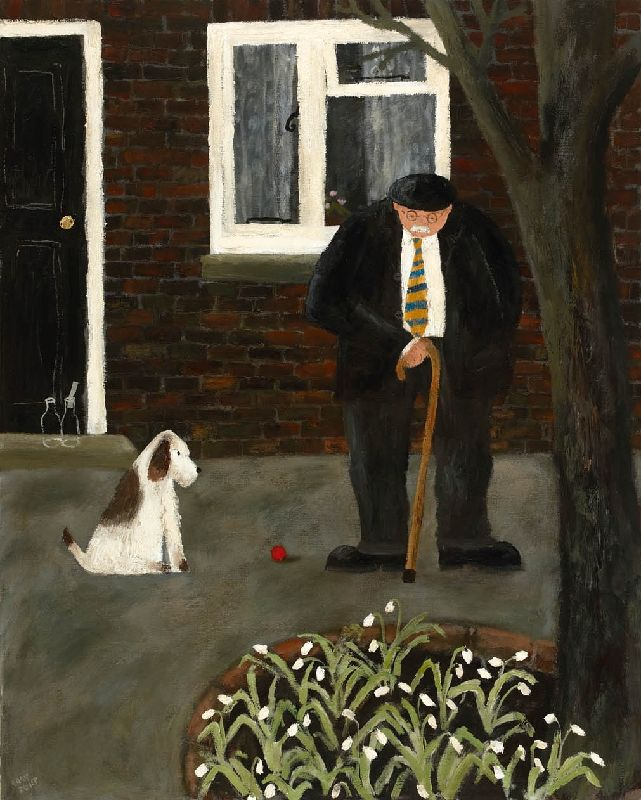 GARY BUNT - Snowdrops: I've got gout in my feet My old back creaks False teeth and I've lost all my hair I'm a grumpy old sod But I still thank God for those snowdrops