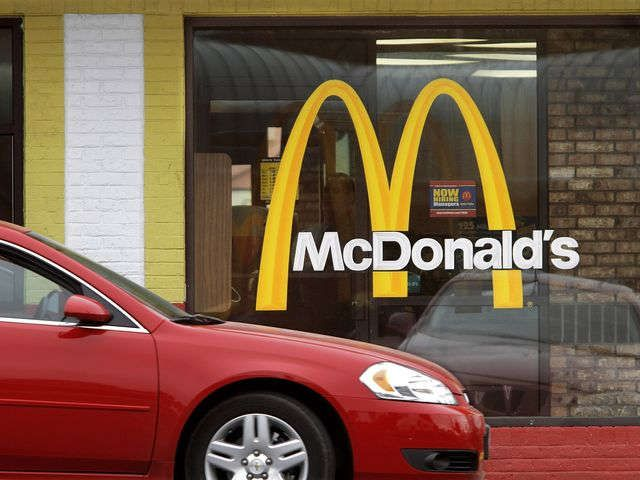 McDonald's slammed over Ronald McDonald House giving