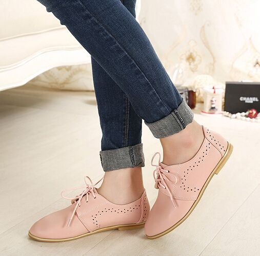 lace up pink oxford shoes oxfords shoes and lace