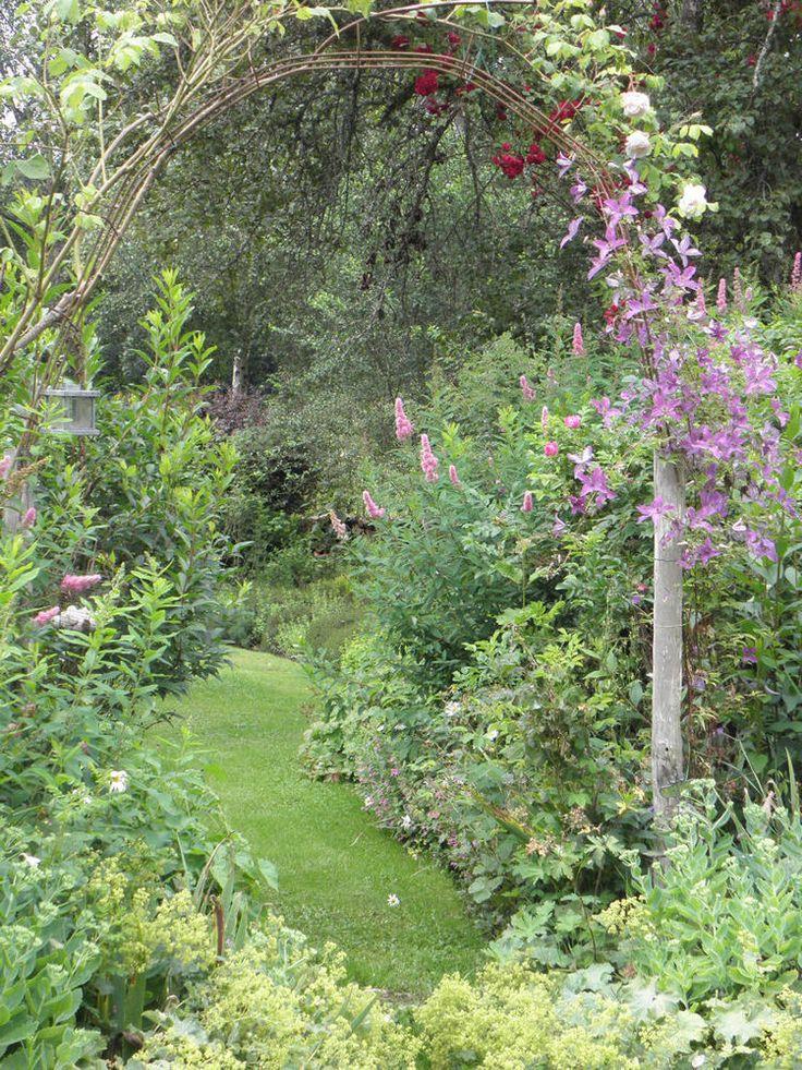 Pour des id es d 39 am nagement ou simplement pour admirer for Amenagement jardin romantique