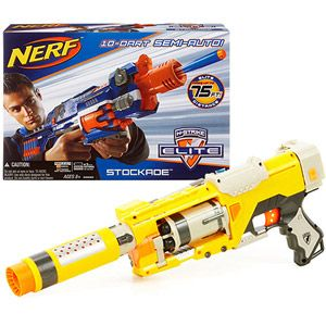 Nerf N-Strike Elite Stockade and Spectre Blaster Bundle