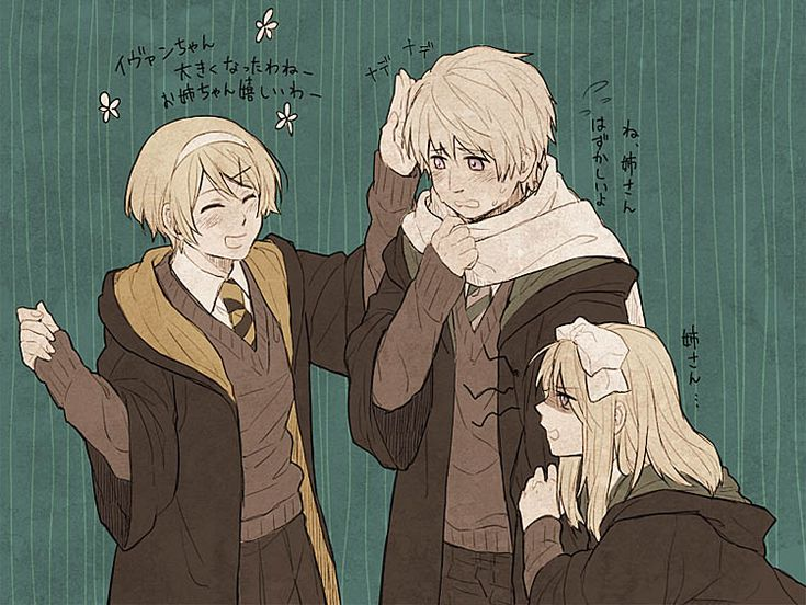 hetalia crossover harry potter Ukraine, Belarus, Russia