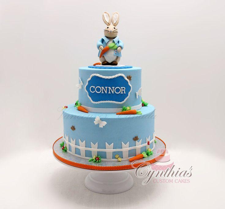 637 best Beatrix Potter Cakes images on Pinterest Peter rabbit