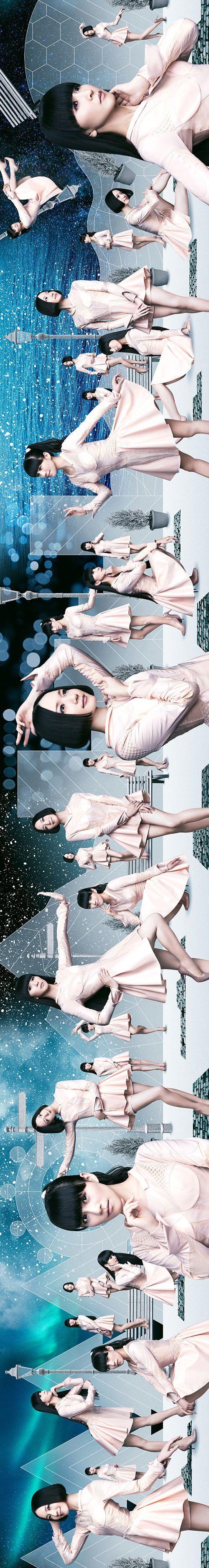 ユニクロ「ヒートテック」×Perfume
