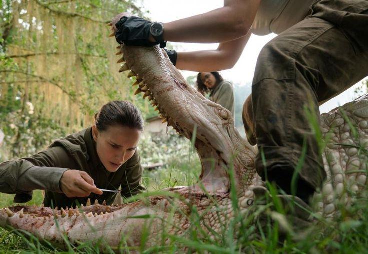 Вышел первый трейлер фантастического фильма «Аннигиляция» с Натали Портман Судя по тому, чтопоказано в трейлере, лента будет сюрреалистичной и не без элементов хоррора.