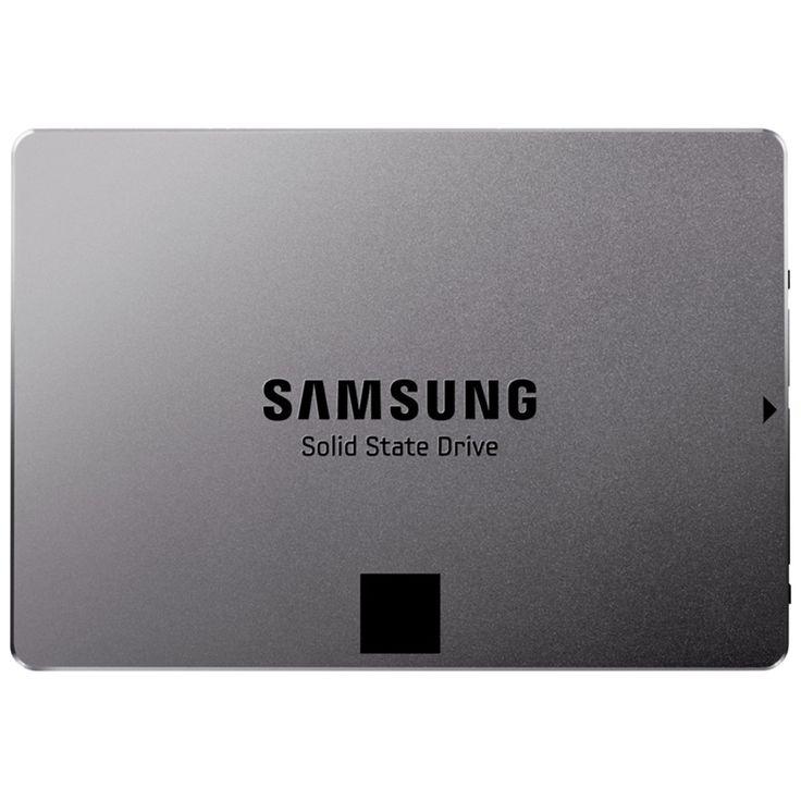 Samsung MZ-7TE500BW 840 EVO SSD, 2.5 Pollici, 500 GB, Nero/Antracite: Amazon.it: Informatica