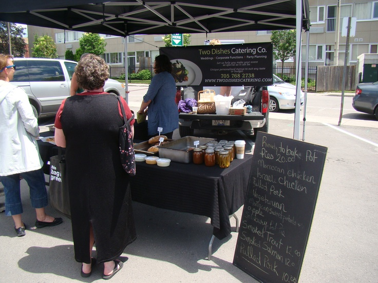 Peterborough Downtown Farmer's Market