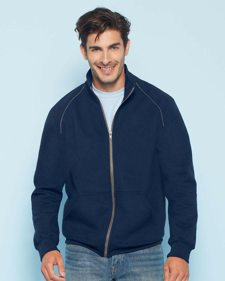 Gildan Premium Cotton Full Zip Fleece 92900 from X-it Corporate