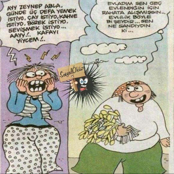 Hayat sevince, paylaşınca güzel!!! #sosyalöküz #öküz #karikatür #karikatur #komik #çok #çokkomik #resim #resimler #eğlence