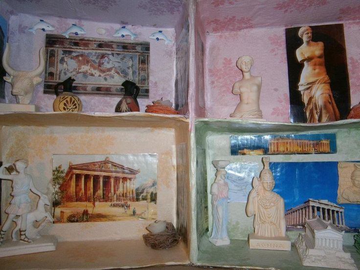 Lia B. Creations: Museum of ancient Greek culture