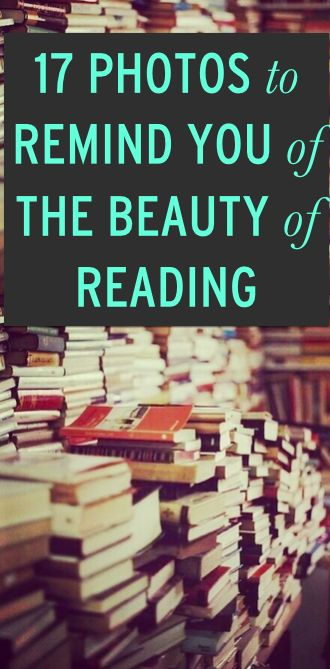 Reading is pretty much the best
